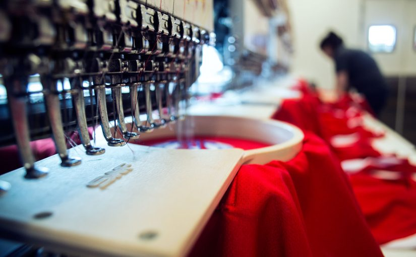 Is getting personalised clothing for staff worth the effort and cost?