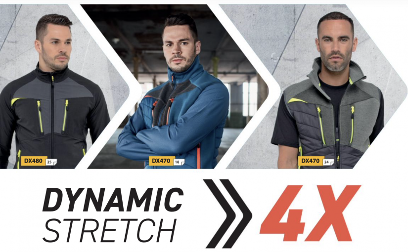 The New Portwest Clothing DX4 Range is now available at Safepol Workwear